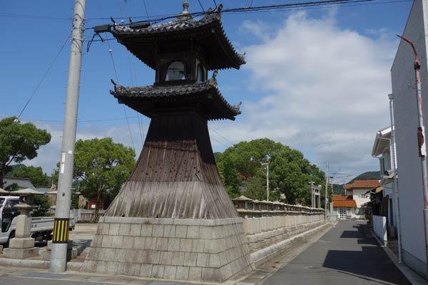金毘羅灯篭