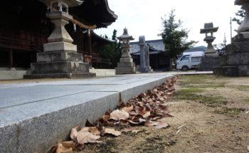 賀茂神社の日常