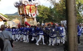 平成29年10月8日 秋祭り